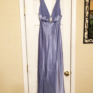 Betsy & Adam womens formal dress size 8 polyester